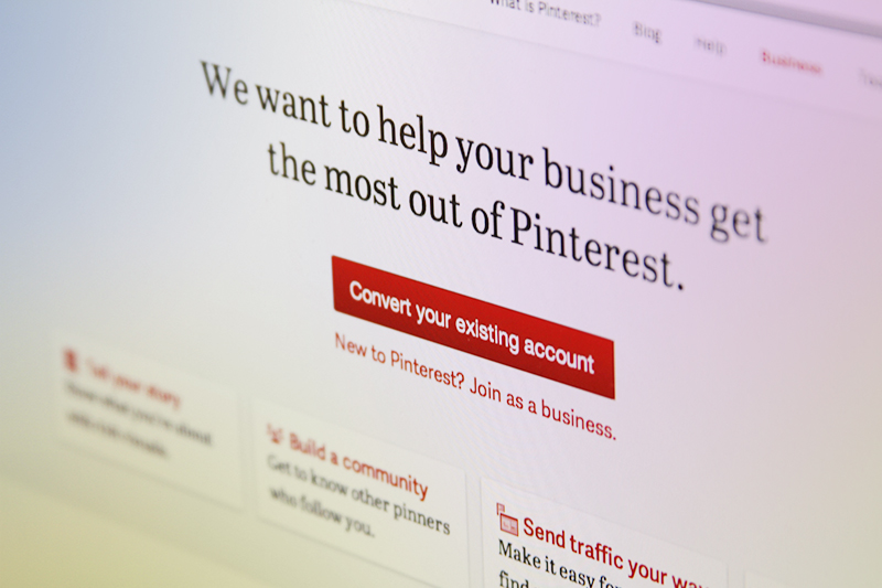 Pinterest Introduced New Tools for Small Business