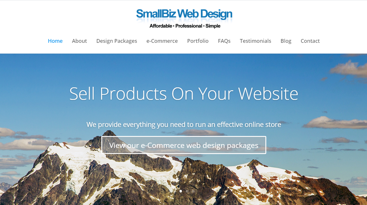 Sell Your Products On Your Website