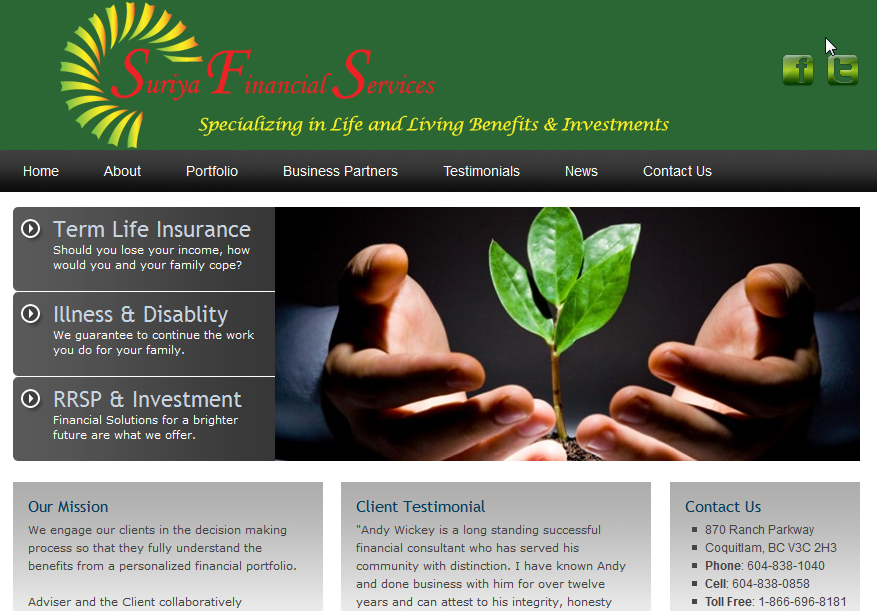 Suriya Financial Services
