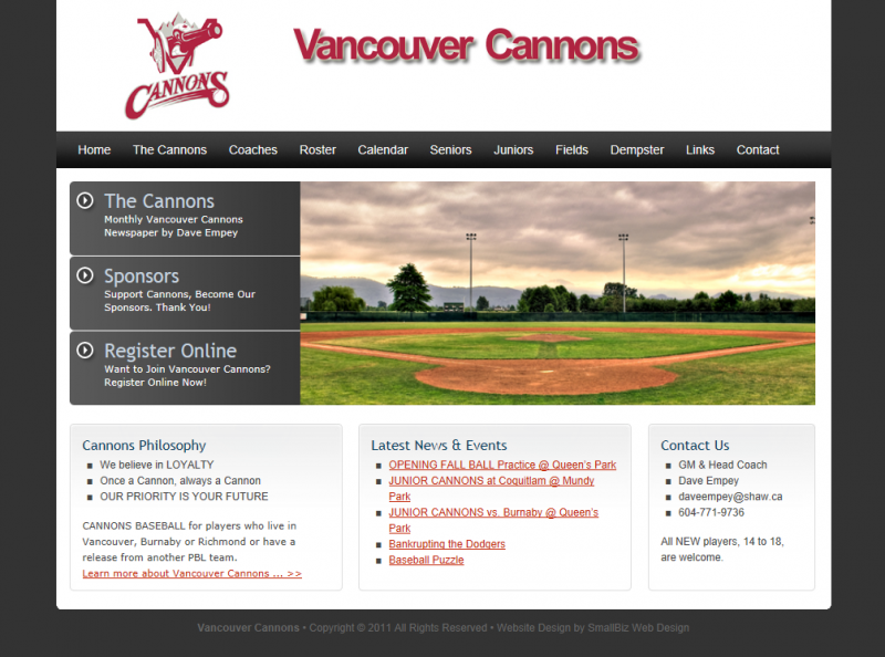 Vancouver Cannons