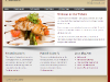 Restaurant Web Design 4